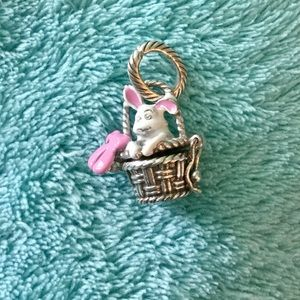 Brighton bunny charm